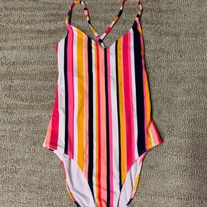Aerie Full Coverage One-Piece Swimsuit